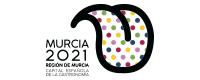 Logo Región de Murcia, Capital Española de la Gastronomía