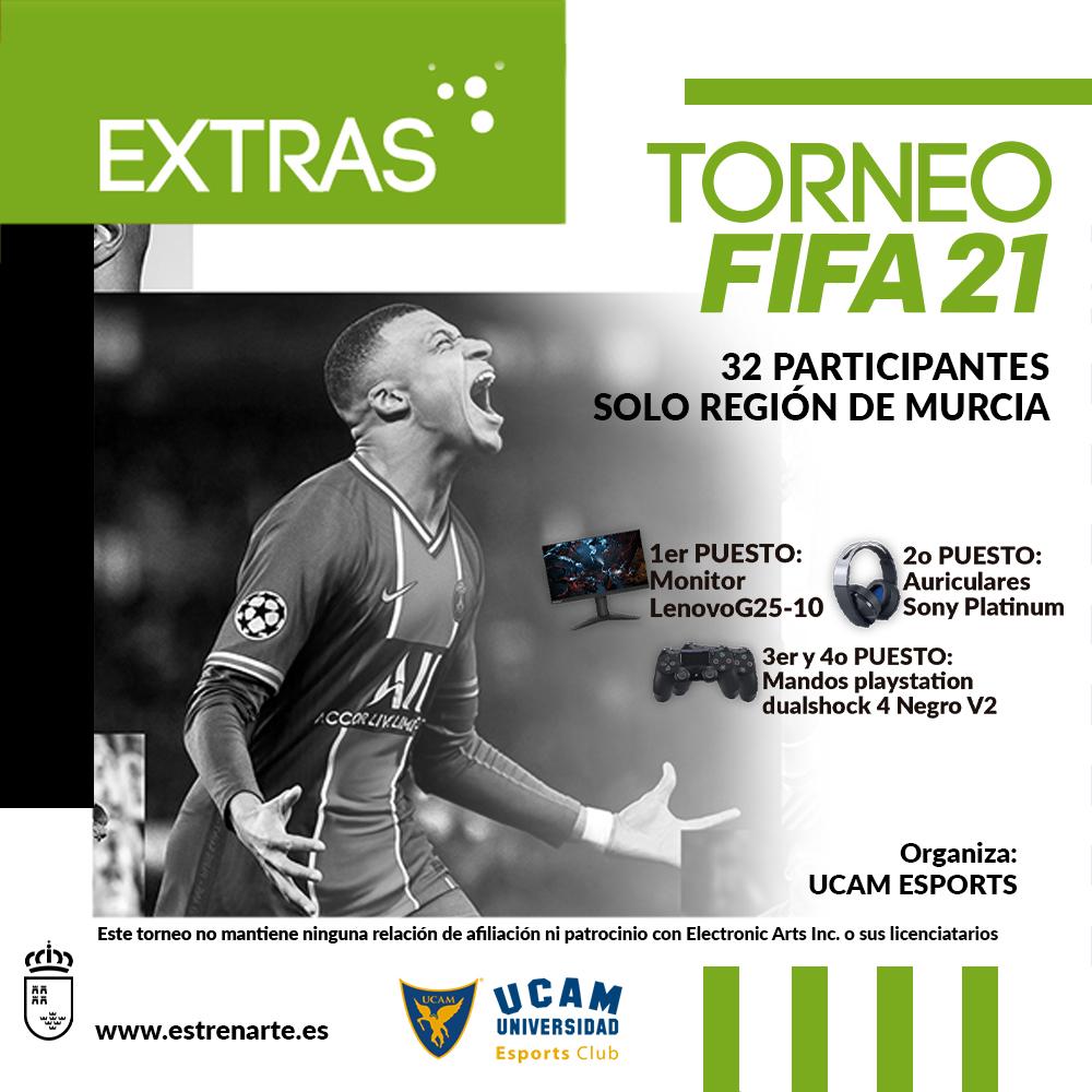Imagen Torneo extra fifa 3