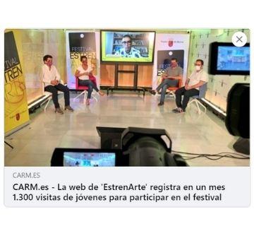 D El festival 'EstrenArte' promocionará a jóvenes talentos, creativos y artistas de la Región.