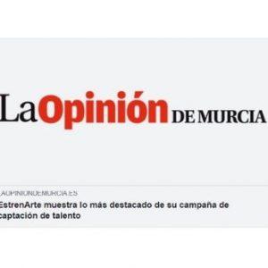 Prensa EstrenArte muestra lo más destacado de su campaña de captación de talento