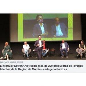 C El festival 'EstrenArte' promocionará a jóvenes talentos, creativos y artistas de la Región.