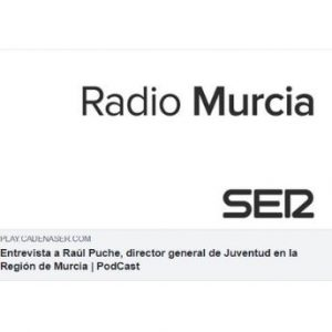 Prensa Entrevista a Raúl Puche, director general de Juventud Región de Murcia