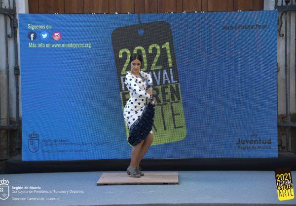 presentación estrenarte 2021 en cartagena