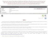 Se publica en el BORM la resolución por la que se aprueban las bases para participar en EstrenArte 2021