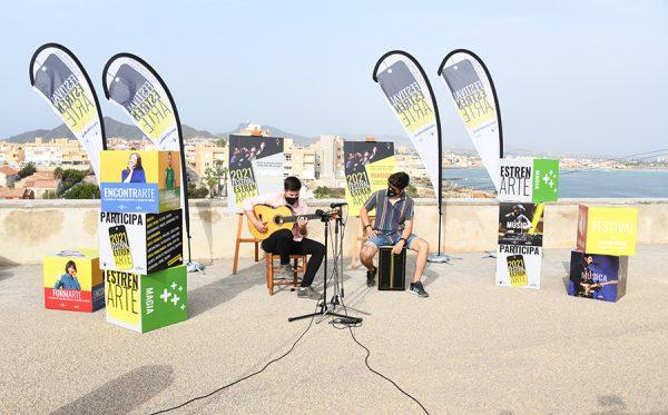 Festival EstrenArte en Cartagena Cabo de Palos
